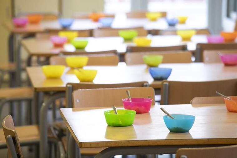Menjador escolar  | Cedida