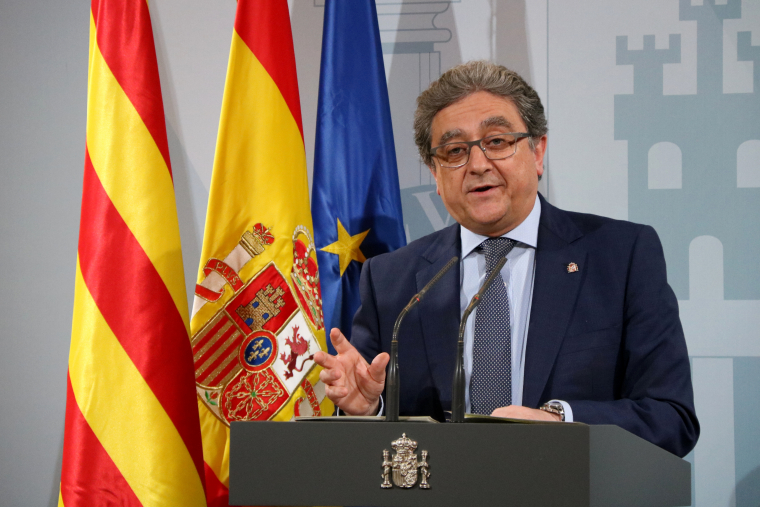 L'exdelegat del govern espanyol a Catalunya Enric Millo  | ACN