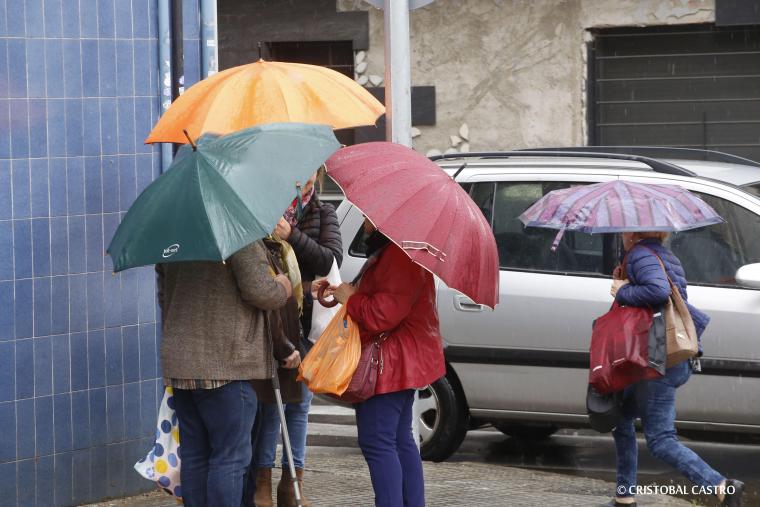 Dia de pluja a Terrassa  | Cristóbal