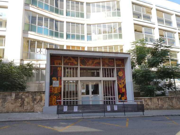 L'escola Auró de Terrassa, al barri de Can Palet  | Lluïsa Tarrida