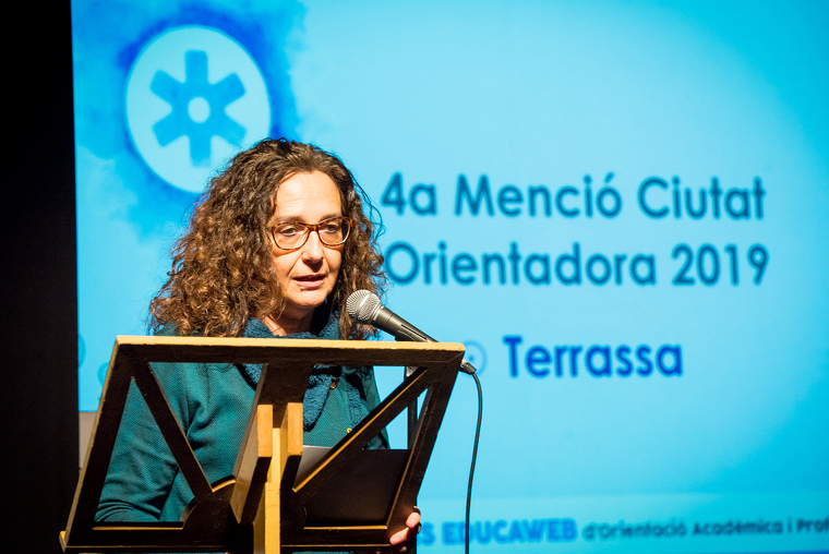 Teresa Ciurana, regidora d'ERC-MES  | Aj. Terrassa