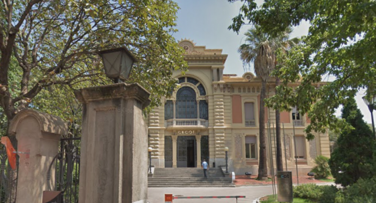 La seu institucional de la CECOT, a Terrassa  | GM