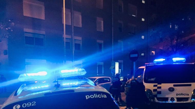 Desplegament de la Policia Municipal  | FOTOS CEDIDES
