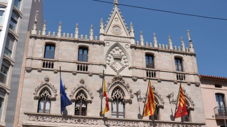 Ajuntament de Terrassa    AJUNTAMENT DE TERRASSA