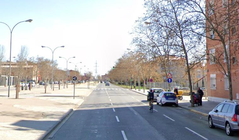 Avinguda Béjar de Terrassa  | G.M.