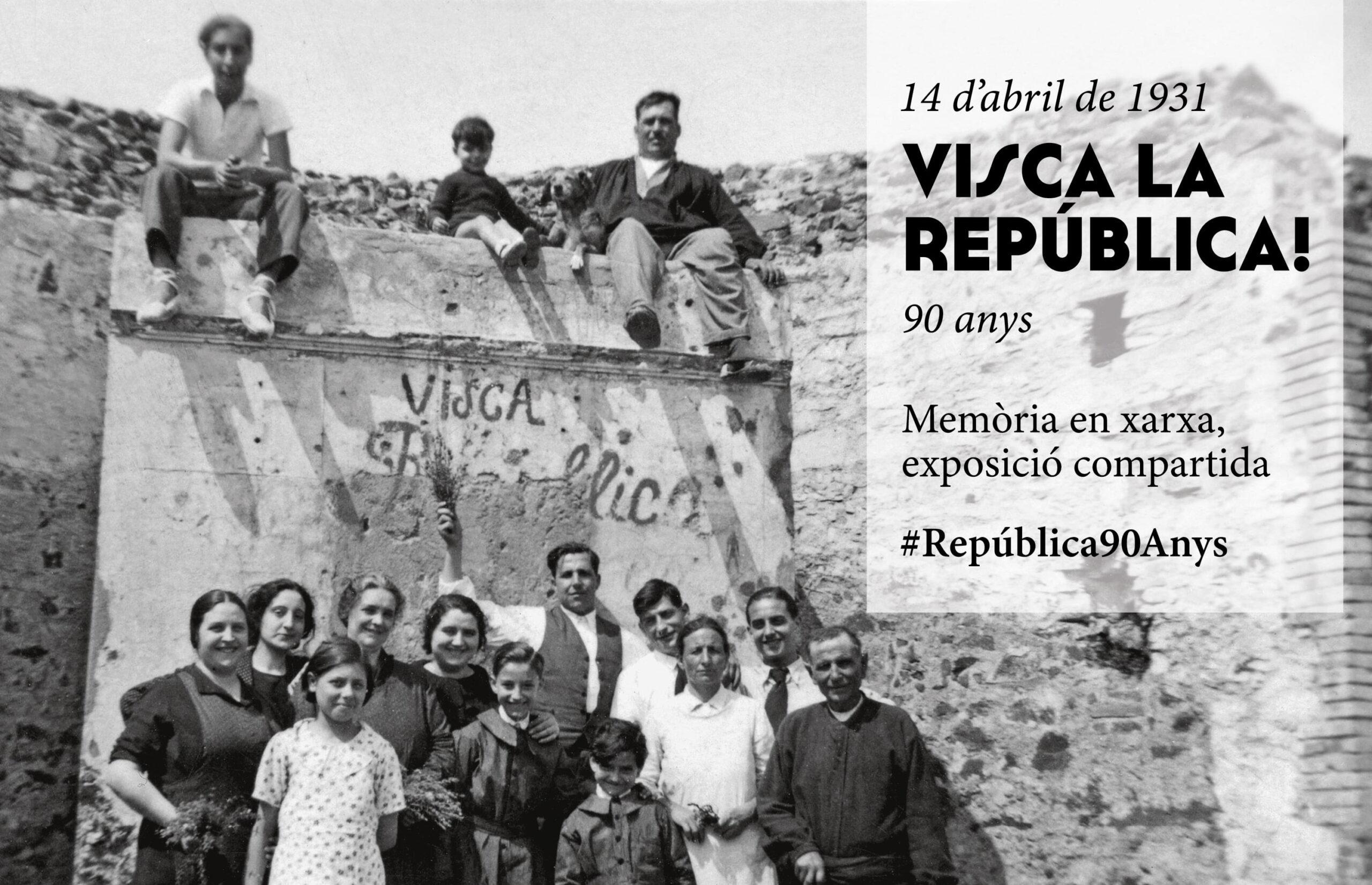 Exposició Visca la República / DIBA