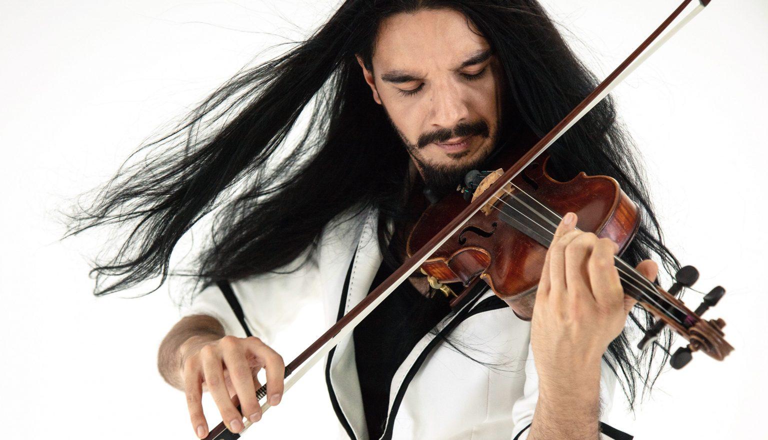El violinista franco-serbi Nemanja Radulovic   Cedida