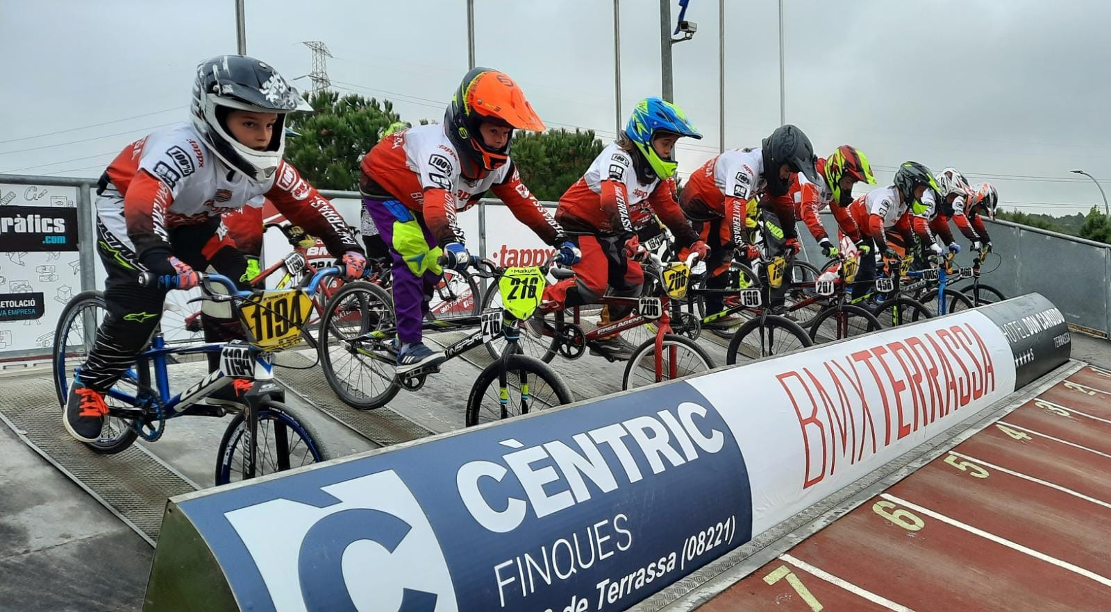 Copa d'Espanya BMX Race a les instal·lacions del BMX Terrassa | BMX Terrassa