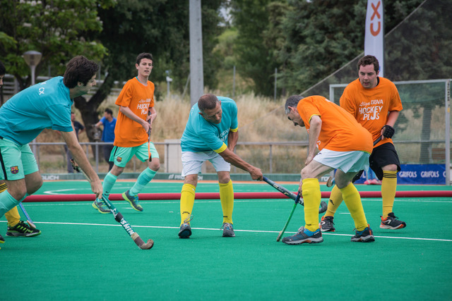 Partit de la Lliga BBVA Hockey+ | Cedida