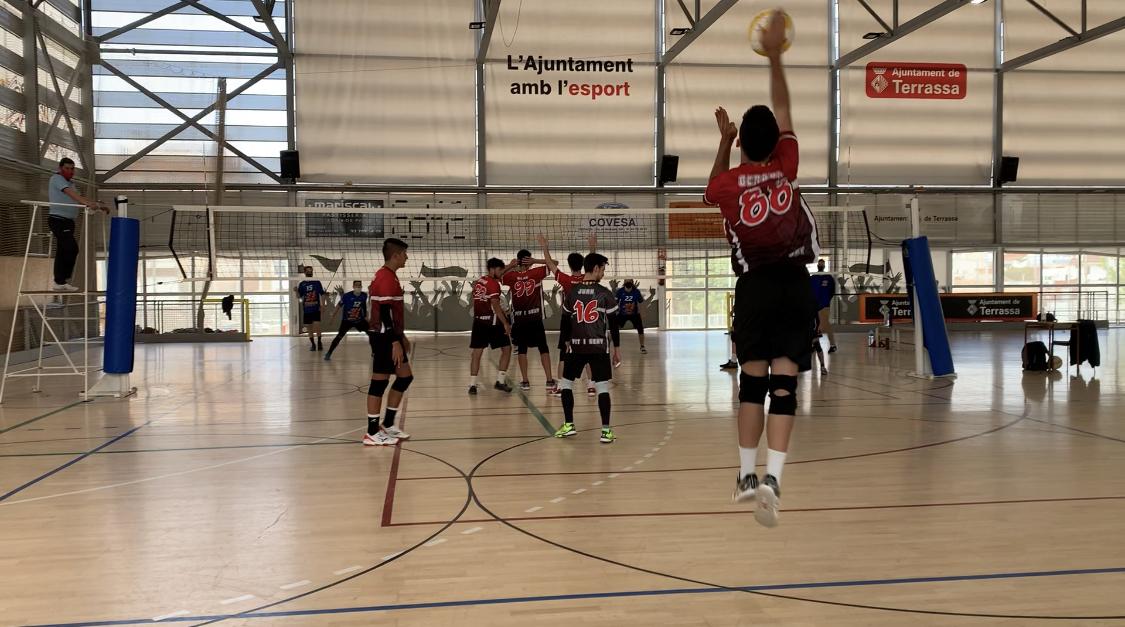 Club Voleibol Terrassa