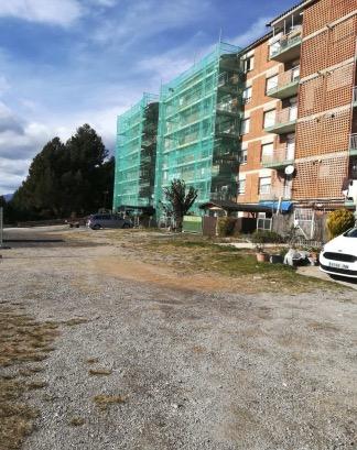 El nucli de la Mancomunitat del districte 2 és un grup d'habitatges edificats l'any 1968.
