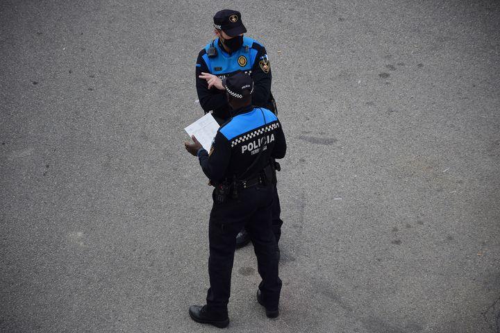 Policia Municipals de Terrassa | Javier Díaz