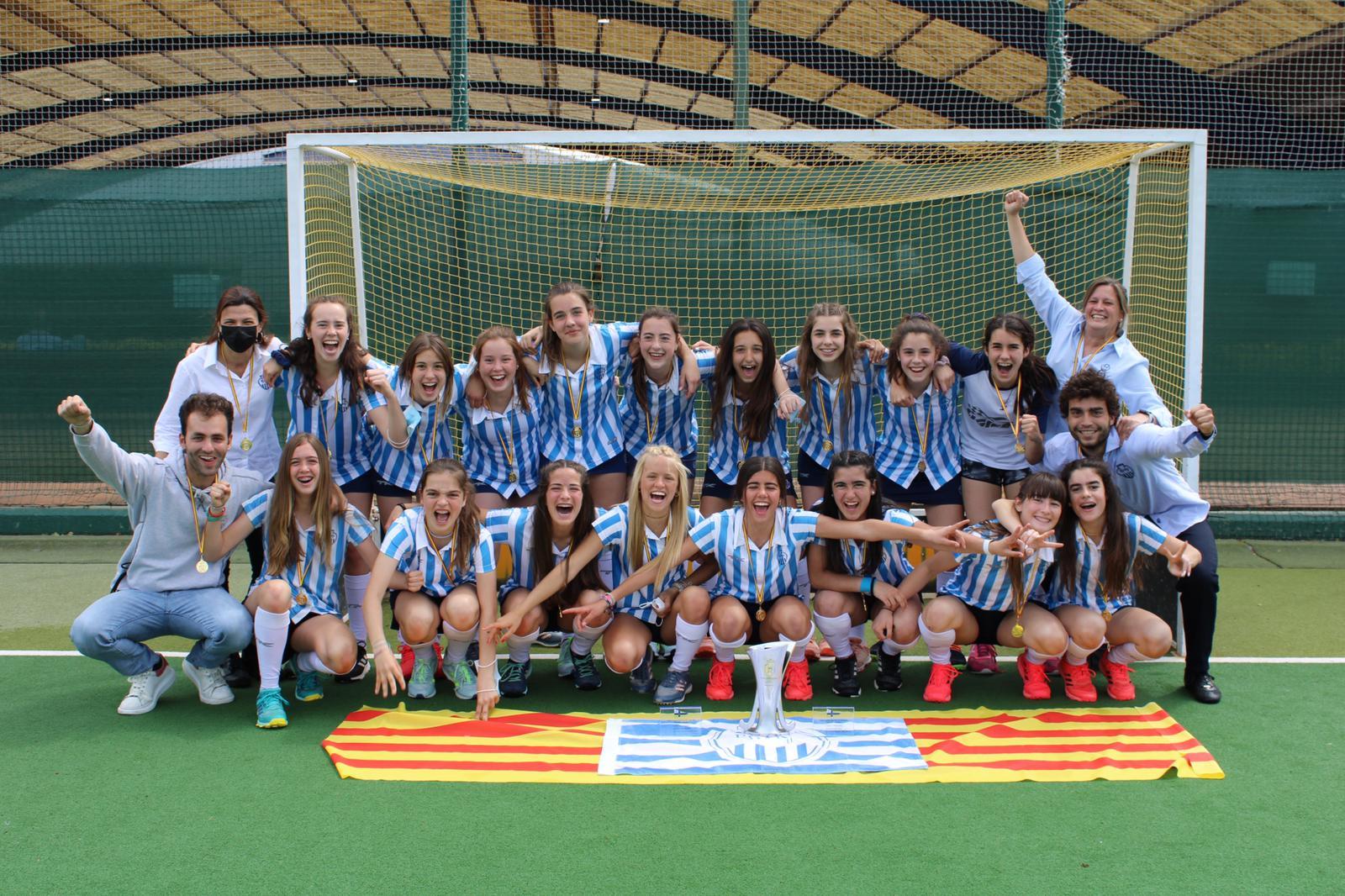 Les cadets, campiones d'Espanya | FCF