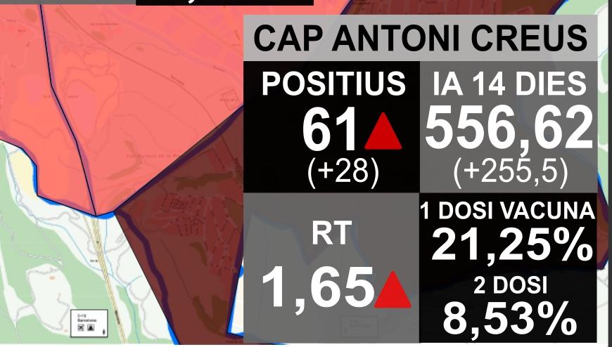 Detall del CAP Antoni Creus | E.F.
