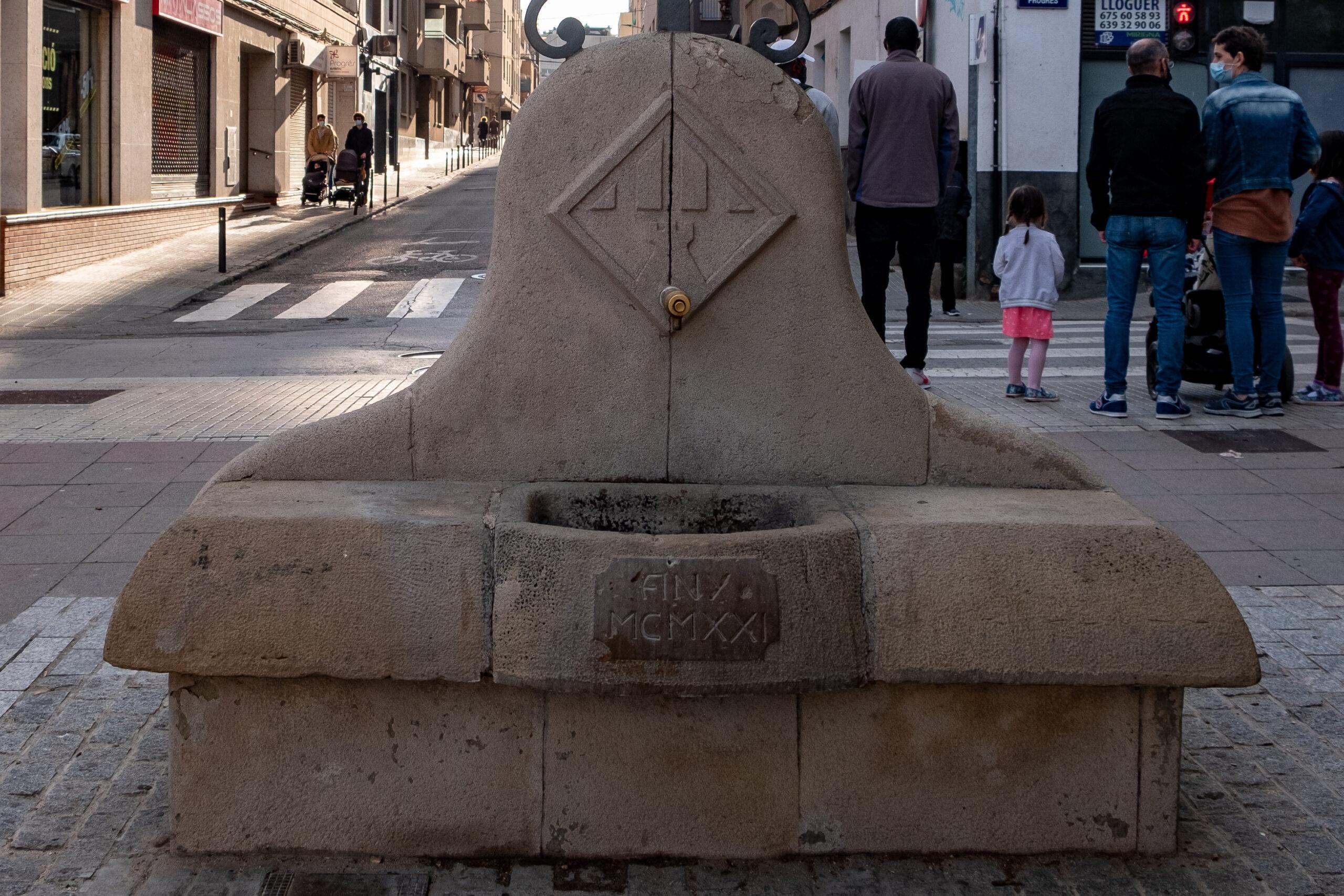 Plaça del Progrés de Terrassa | Marta Maseras