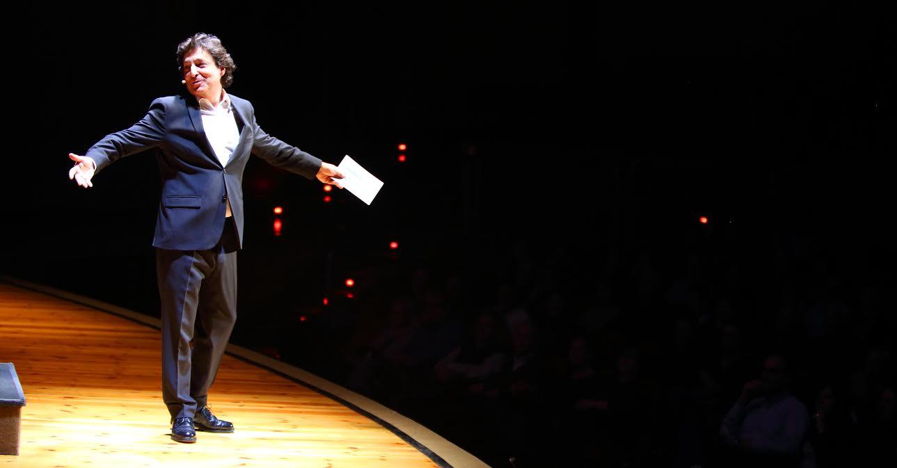 Marcel Gorgori torna al Centre Cultural Terrassa amb el nou espectacle: L'Òpera és medecina