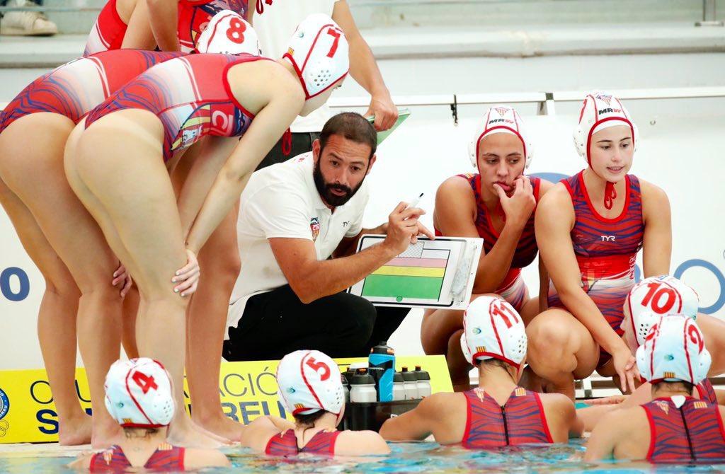 CN Terrassa-CE Mediterrani semifinals Copa Catalunya WP femení | CN Terrassa