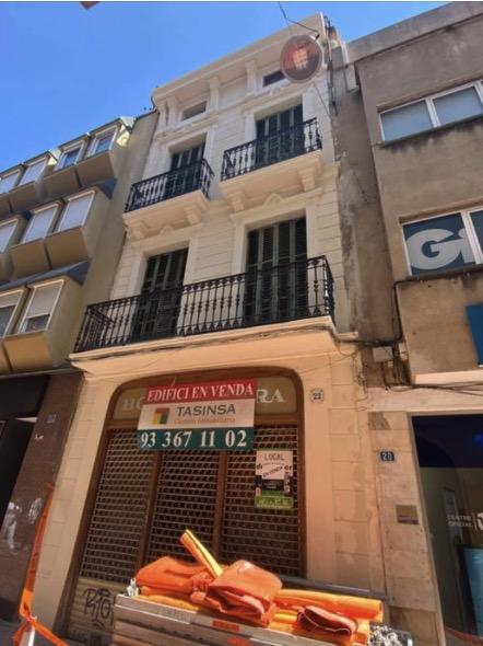 L'antiga llibreria Boada Riera de Terrassa/Carles Caballero