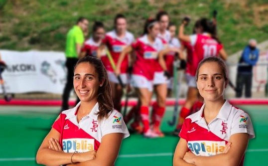 Ycart i Pons marxen a l'estranger | CD Terrassa Hockey