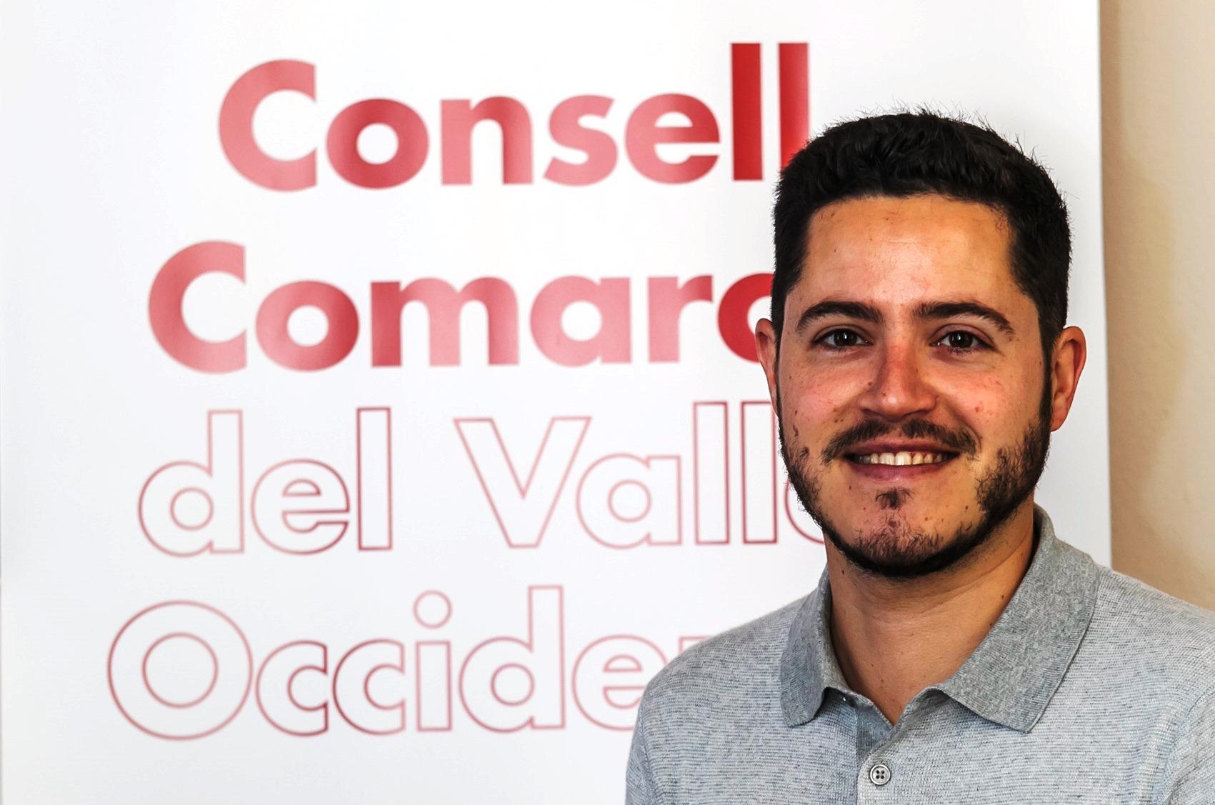 Carles Rodríguez, vicepresident del Consell Comarcal del Vallès Occidental