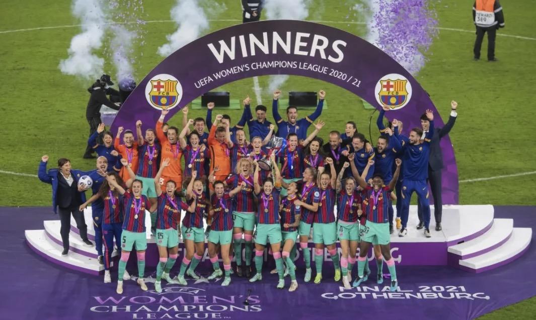 Campiones/Víctor Salgado - FC Barcelona