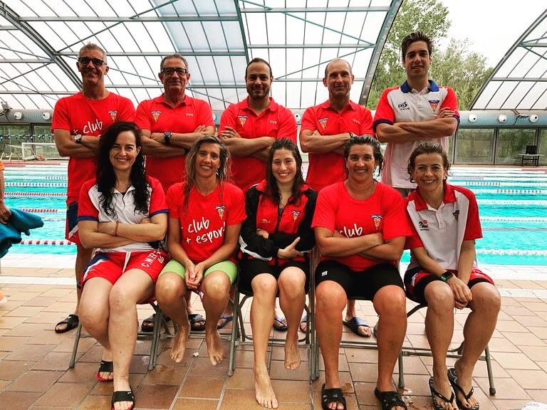 CN Terrassa bat tres rècords de Catalunya