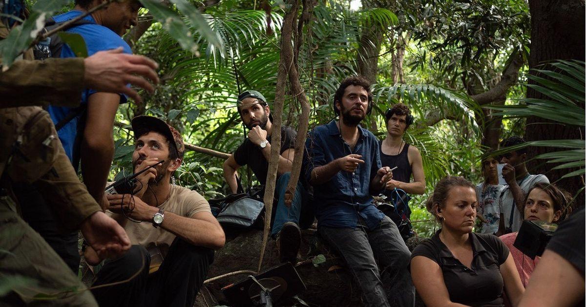 Fotograma de la pel·lícula Terrible Jungle
