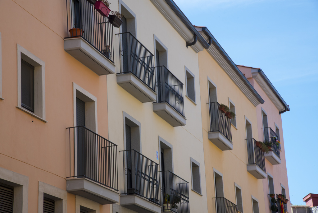 Bloc de pisos de Castellbisbal | Aleix Mateu