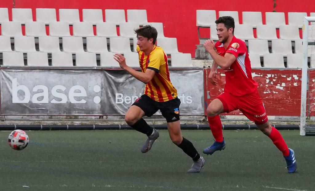 Partit de semifinals entre el Terrassa FC i el UE Sant Andreu | UE Sant Andreu