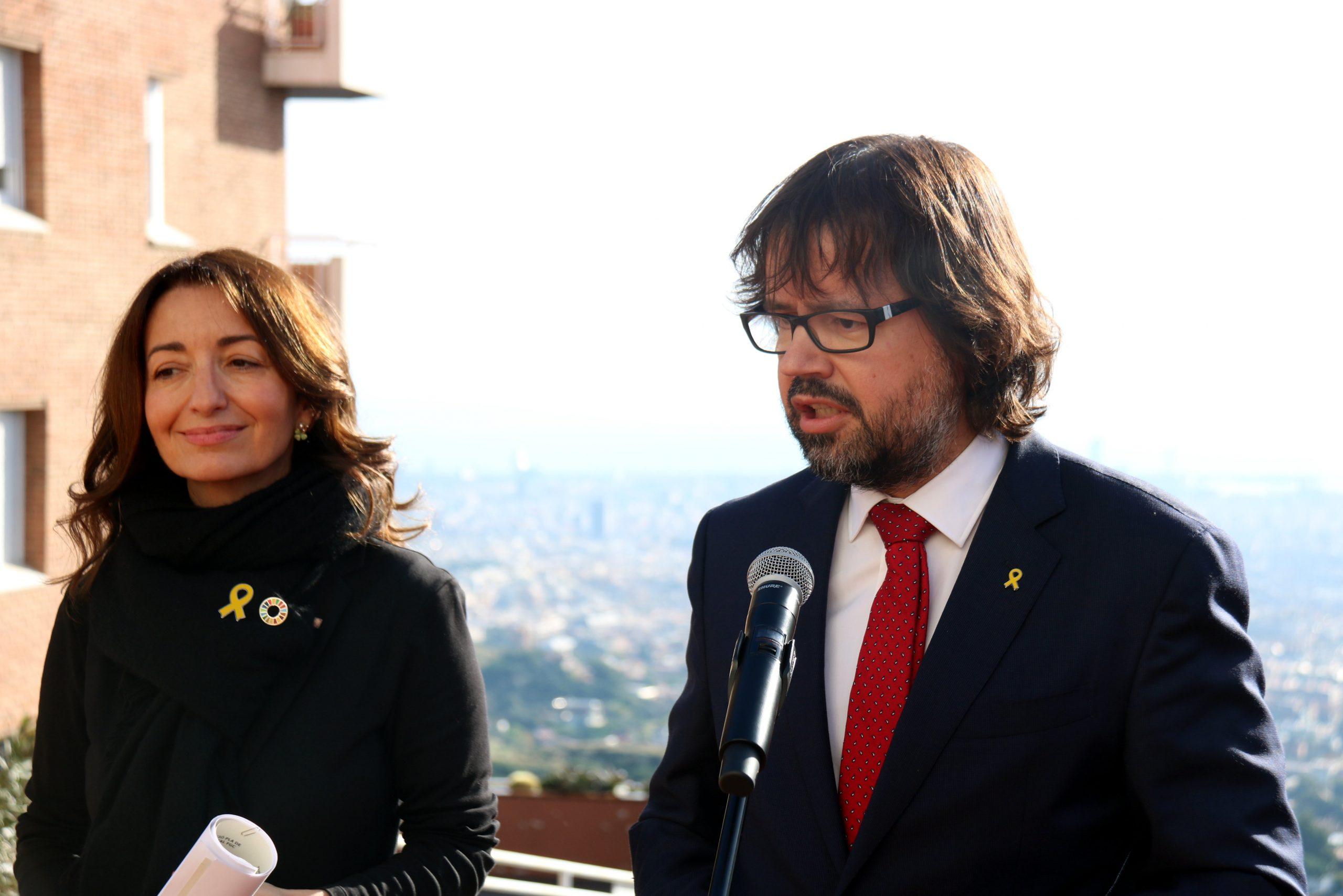 Marta Subirà i Ricard Font/ACN