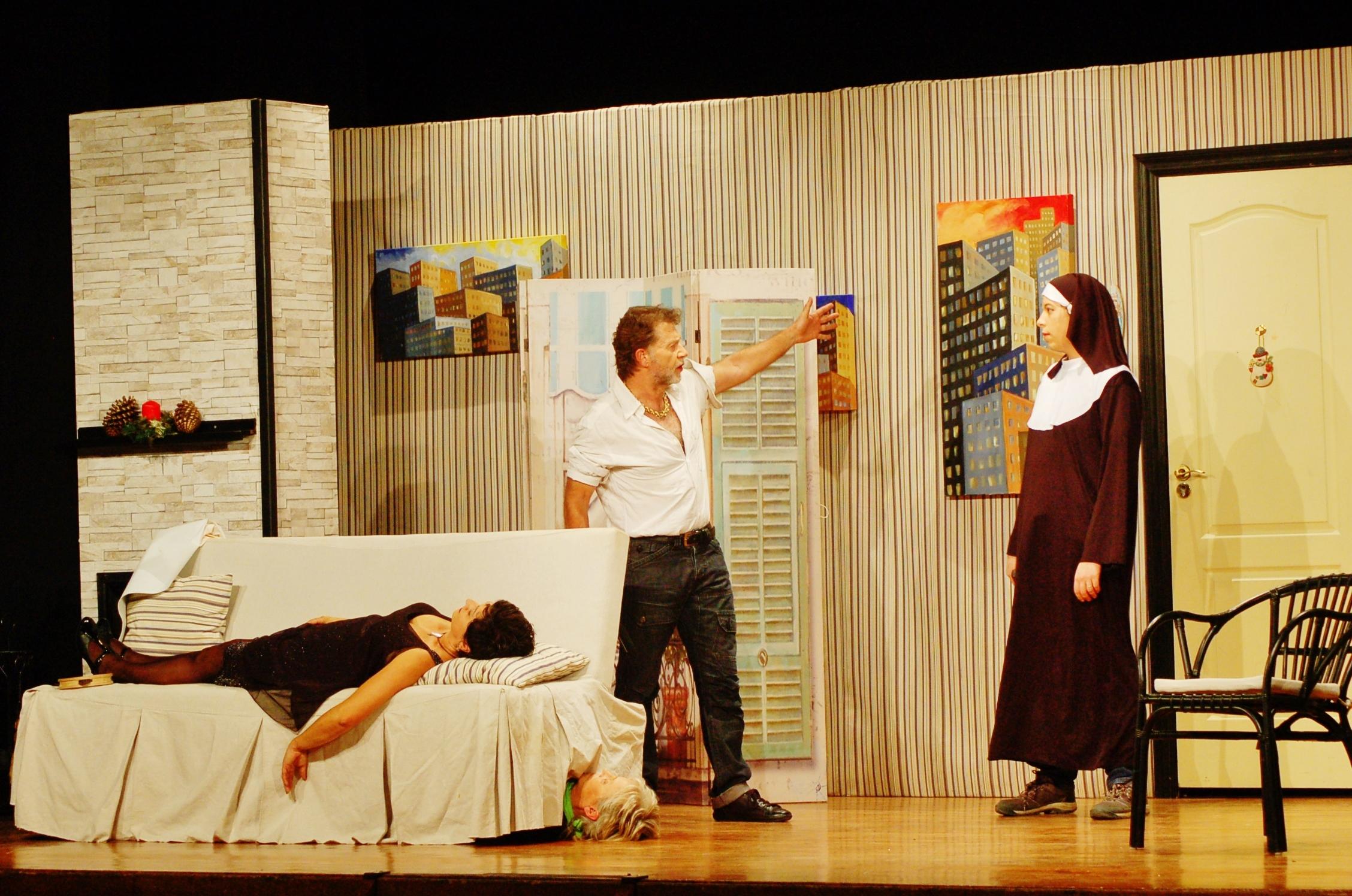 Companyia Paranys de Sant Joan de Vilatorrada, al Premi Ciutat de Terrassa de teatre   Ramon Navarro