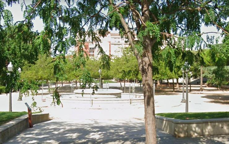 Plaça Catalunya de Terrassa