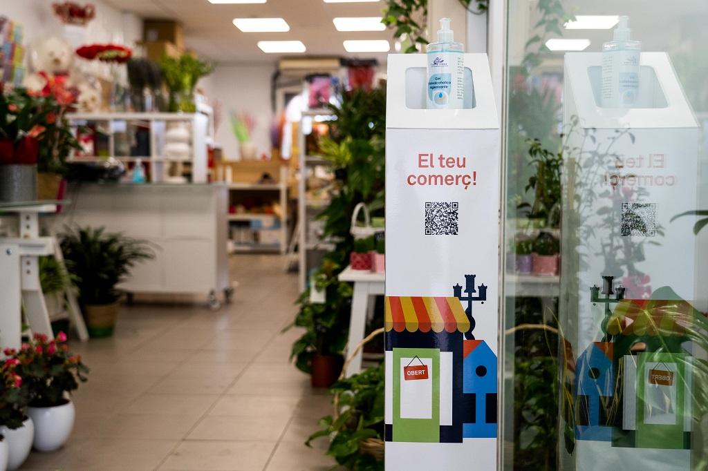 Es posaran en circulació 20.000 vals de compra amb l'objectiu de promoure el consum als establiments comercials del municipi | Aleix Mateu