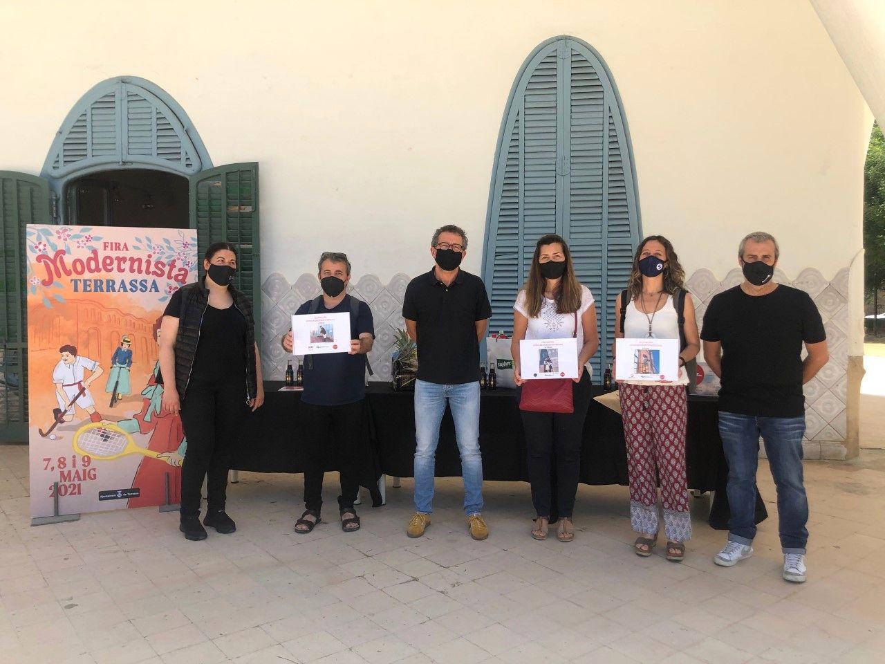 Guanyadors Concurs Instagram Fira Modernista | Aj. Terrassa