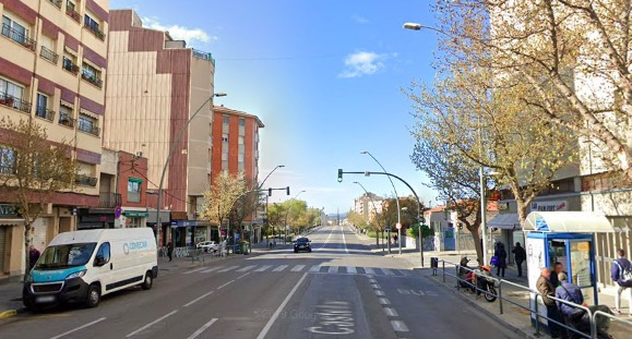 Carretera Castellar