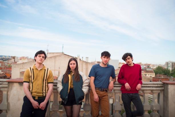 Secundaria, el grup d'indie rock de Terrassa