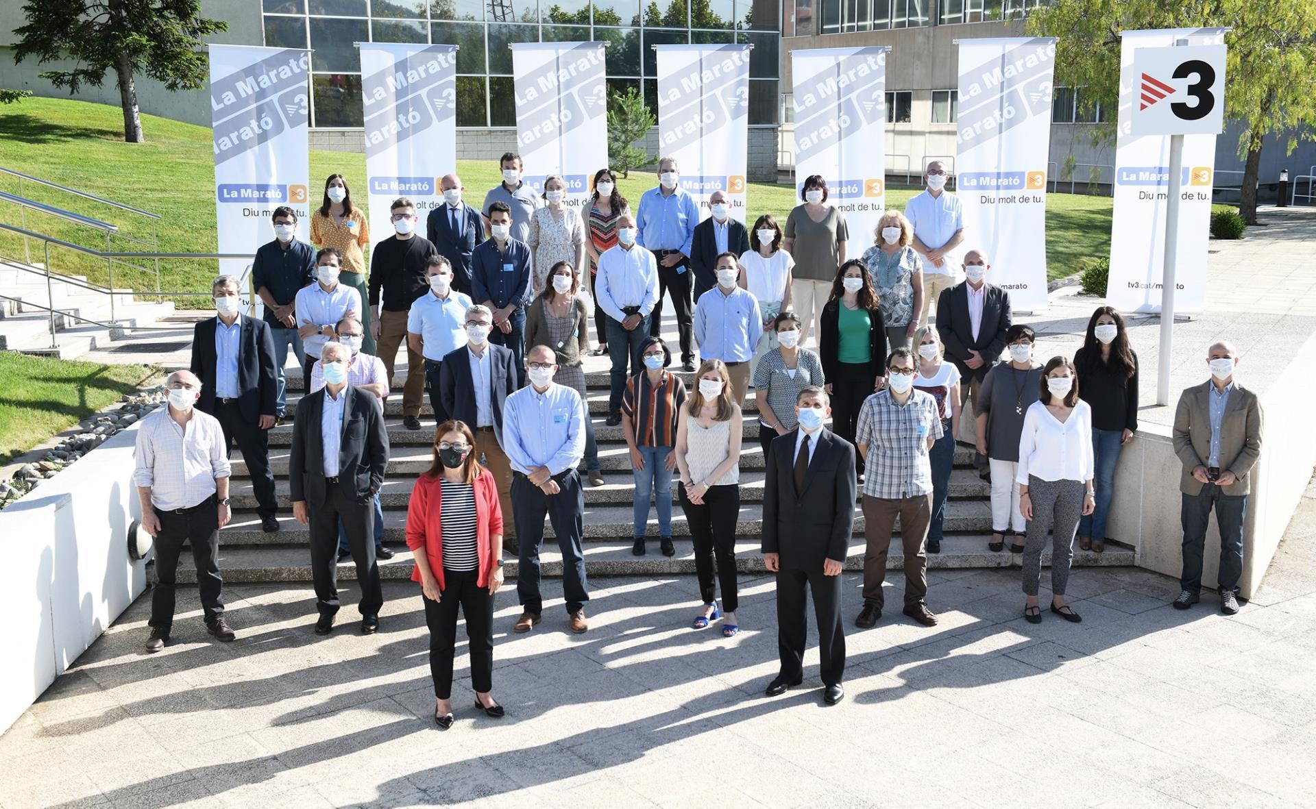 El projecte NAUTILUS escollit per la Marató de TV3   TV3