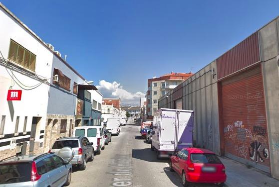 Carrer Huelva de Terrassa