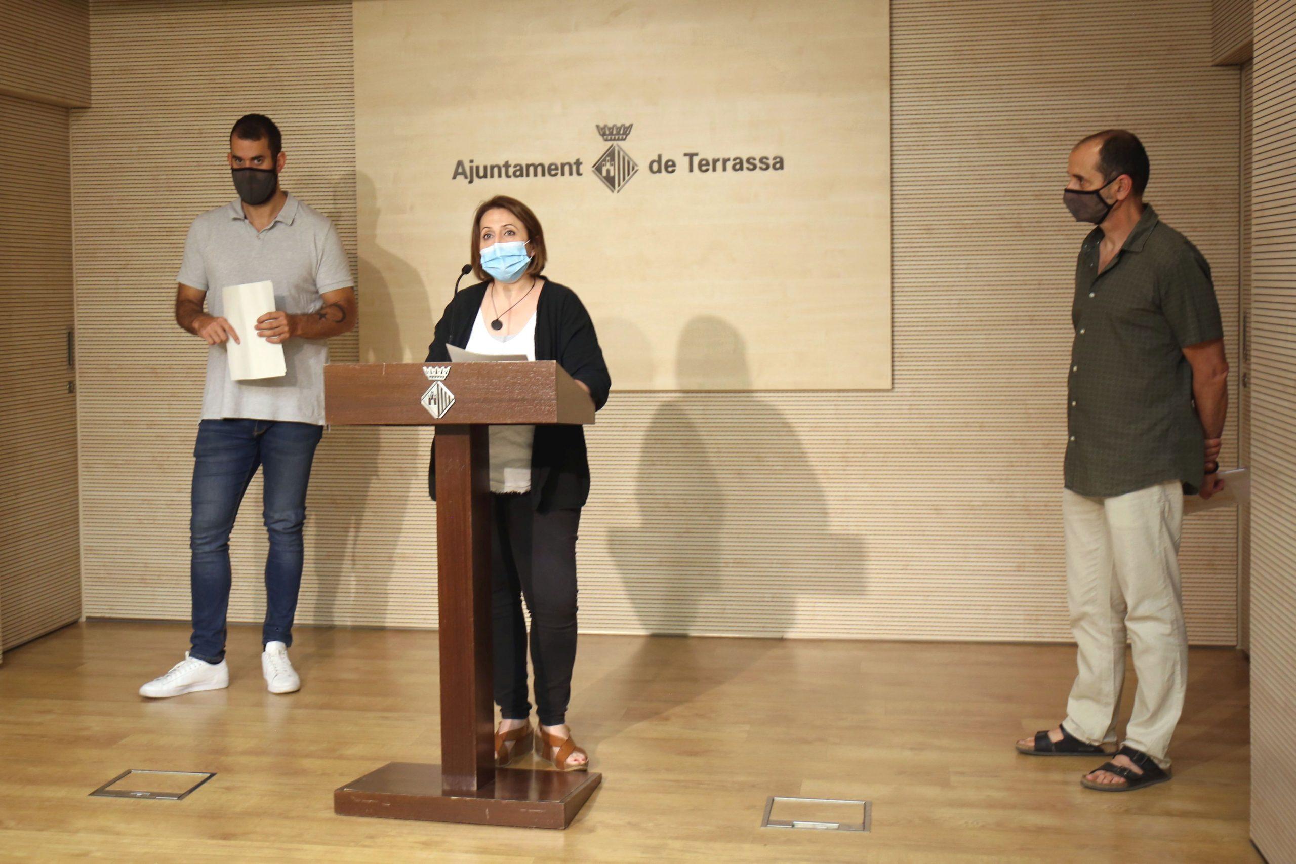 Presentació Pla Local per un Envelliment Integral a Terrassa | Aj. Terrassa