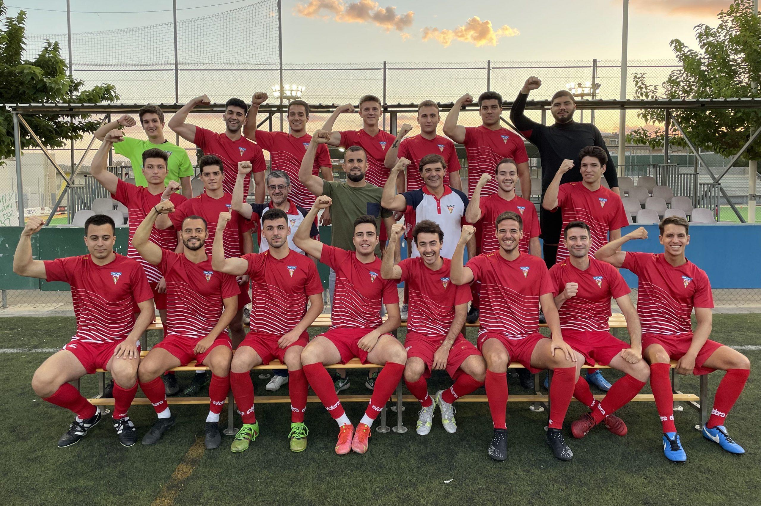 Ascens del primer equip a Segona Catalana | CN Terrassa