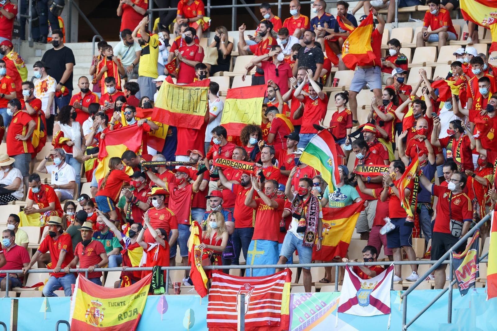 Aficionats de la selecció espanyola de futbol | RFEF