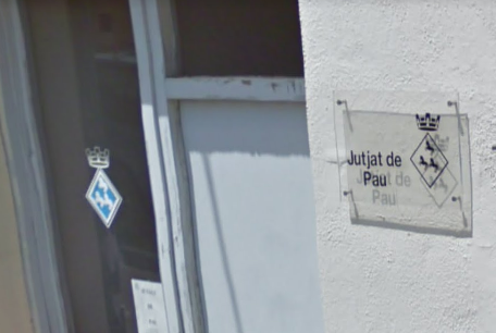 Façana del Jutjat de Pau de Viladecavalls | Aj. Viladecavalls