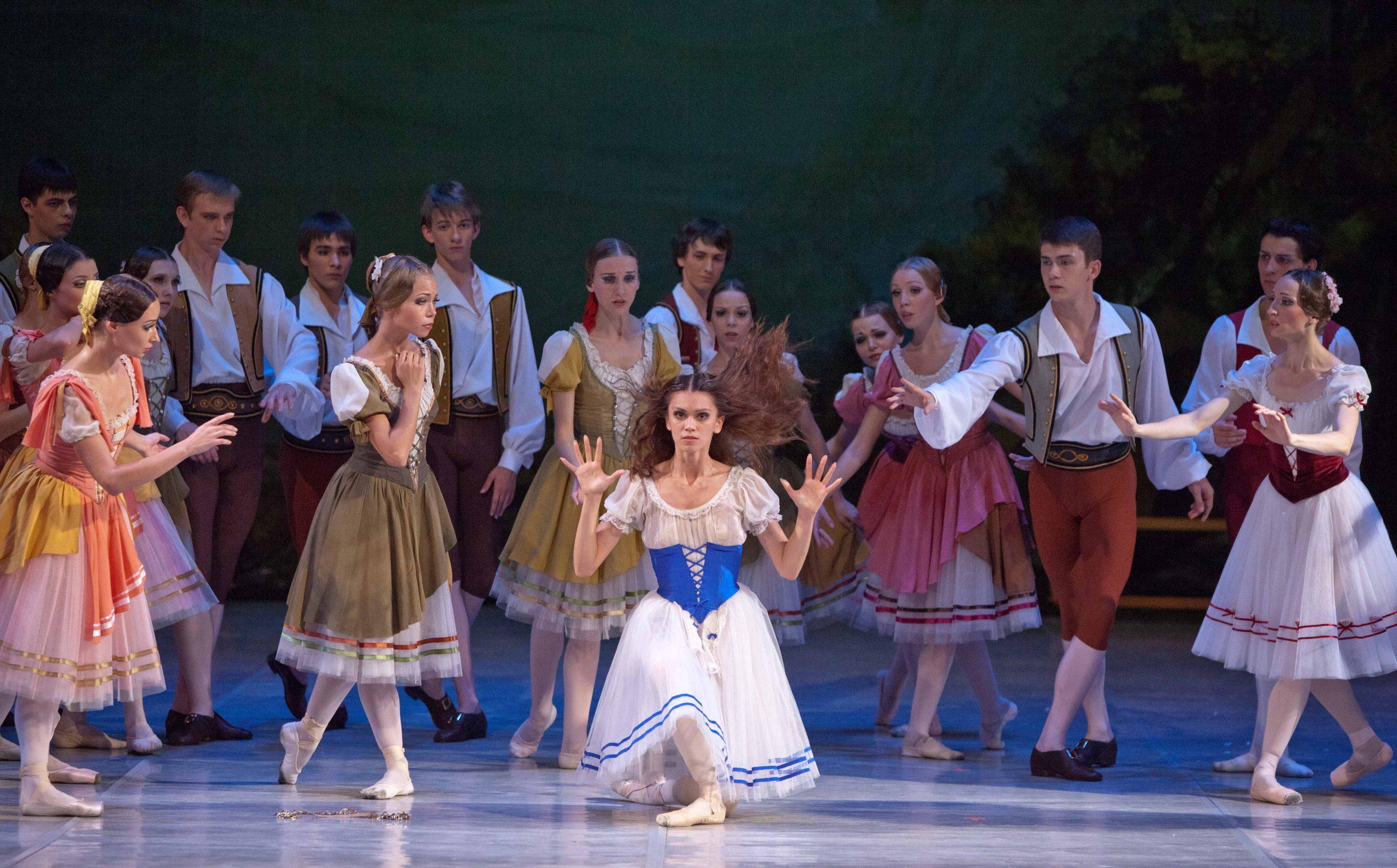 La dansa clàssica Giselle