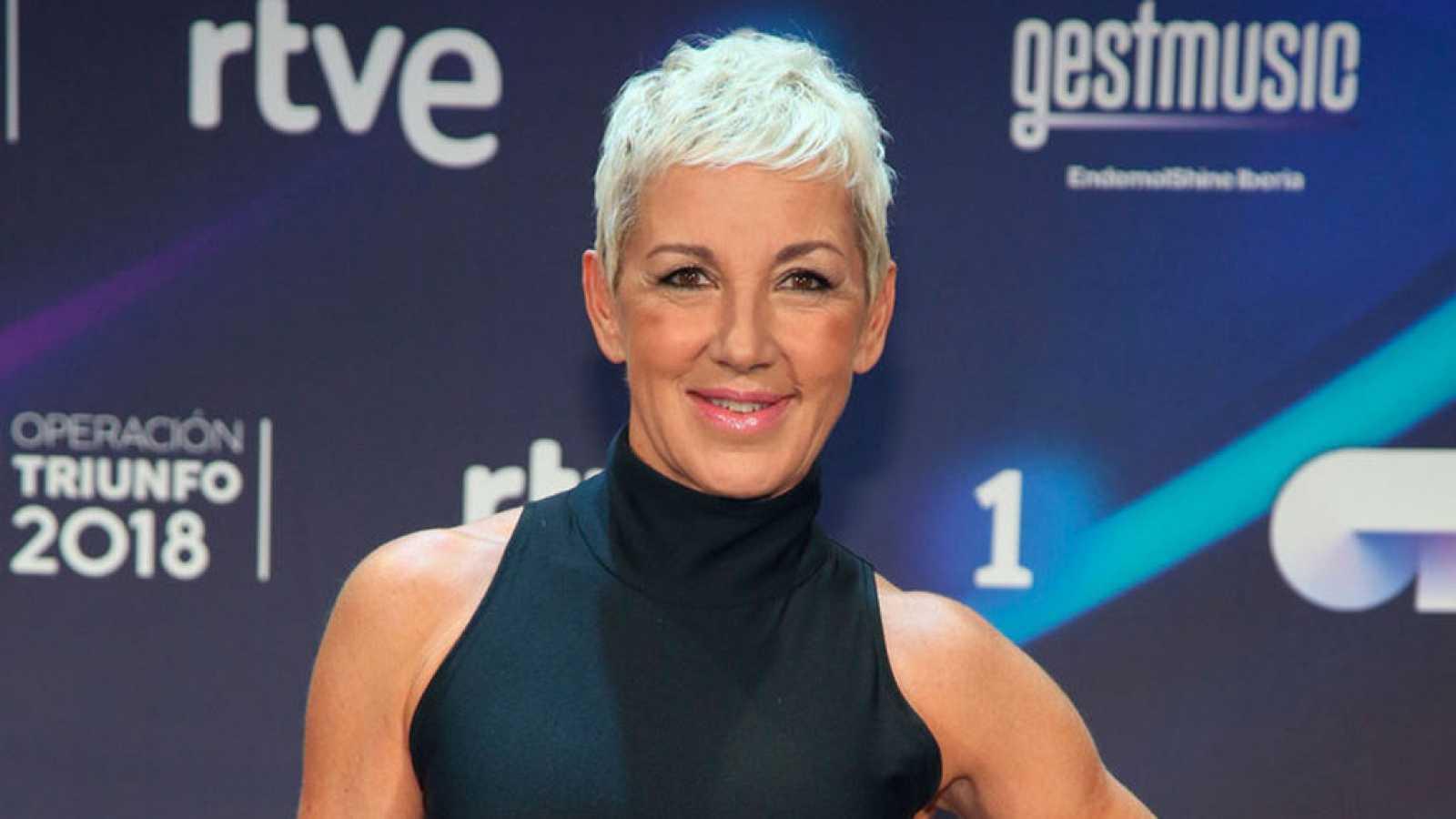 Ana Torroja, en una foto promocional de TVE