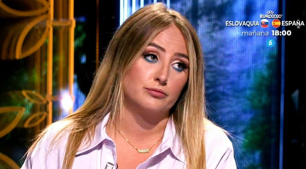 Rocío Flores a 'Supervivientes' - Telecinco