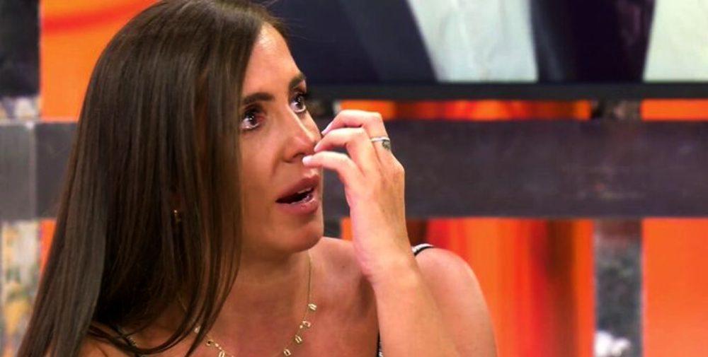 Anabel Pantoja plora a 'Sálvame' - Telecinco