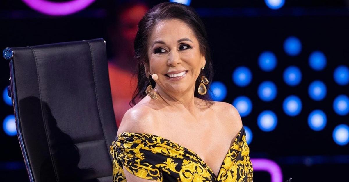 Isabel Pantoja a 'Top Star' - Telecinco