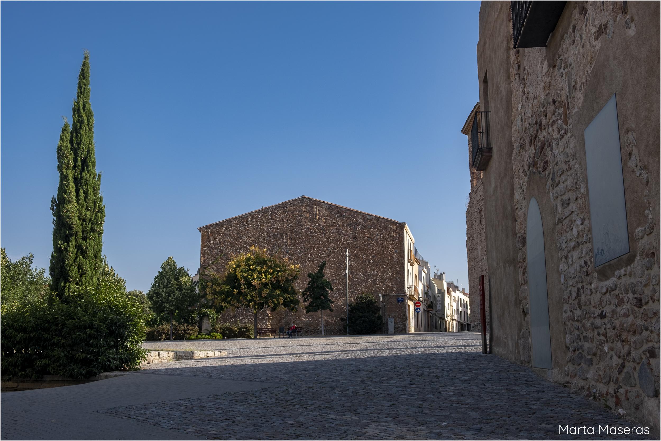 La plaça del Rector Homs serà escenari de la Festa Major de Terrassa   Marta Maseras