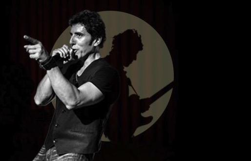 Manel Fuentes interpretant cançons de Bruce Springsteen