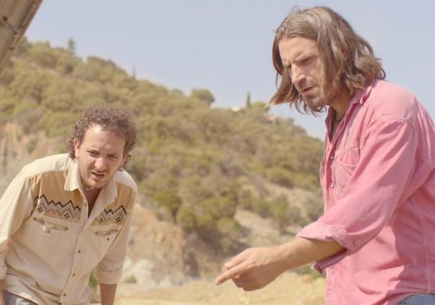Fotograma de la pel·lícula Mandíbulas